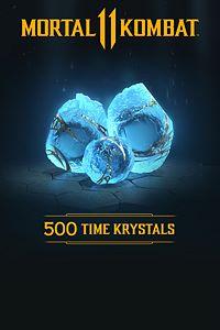 Carátula del juego 500 Time Krystals