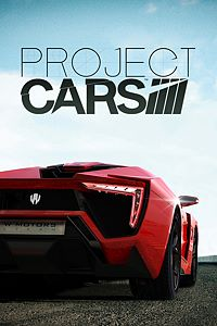 Carátula del juego Project CARS - Free Car 1 (Lykan Hypersport)