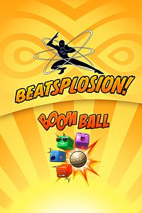 Carátula para el juego Kinect Bundle: Beats & Booms de Xbox 360