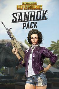 Carátula del juego PUBG - Sanhok Pack