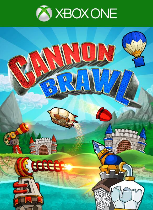 Cannon Brawl boxshot