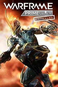 Carátula del juego Warframe: Prime Vault – Fire Prime Pack