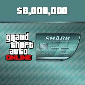 Megalodon  Shark Cash Card Xbox One