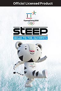 Steep™ Road to the Olympics - Mascot costume