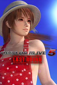 Carátula del juego DEAD OR ALIVE 5 Last Round Kasumi Overalls