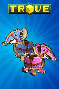 Carátula del juego Pink & Blue Cookiephant Mounts
