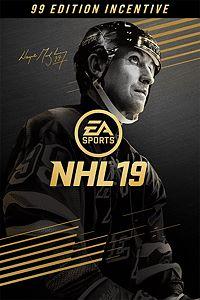 Carátula para el juego NHL 19 99 Edition Incentive de Xbox 360
