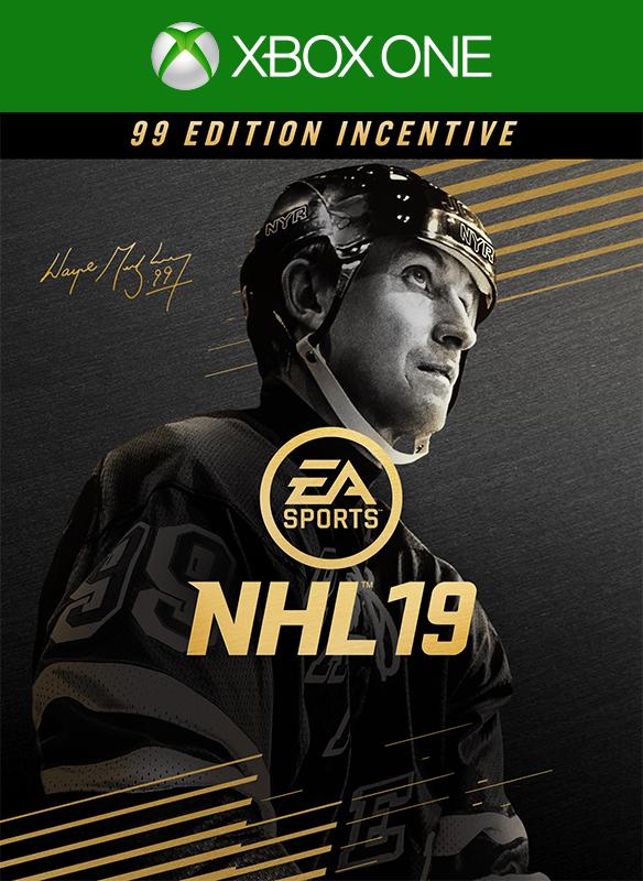 Incentivo de NHL™ 19 99 Edition boxshot