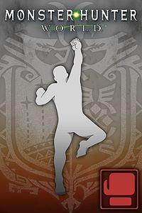 Carátula para el juego Gesture: Shoryuken! de Xbox 360