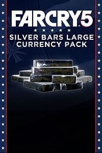 Carátula del juego Far Cry 5 Silver Bars - Large pack
