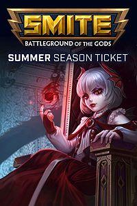 Carátula del juego SMITE Season 4 - Season Ticket - Summer Split Bundle