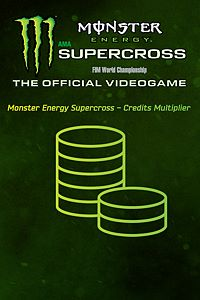 Carátula del juego Monster Energy Supercross - Credits Multiplier