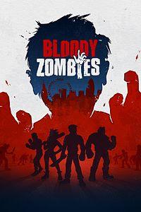 Carátula para el juego Bloody Zombies de Xbox One
