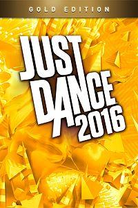 Carátula del juego Just Dance 2016 Gold Edition de Xbox One