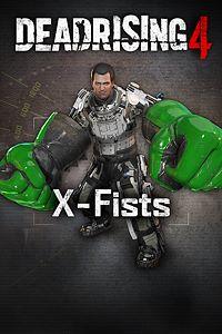 Carátula del juego Dead Rising 4 - X-Fists