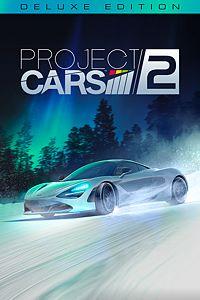 Carátula para el juego Project CARS 2 Deluxe Edition de Xbox 360