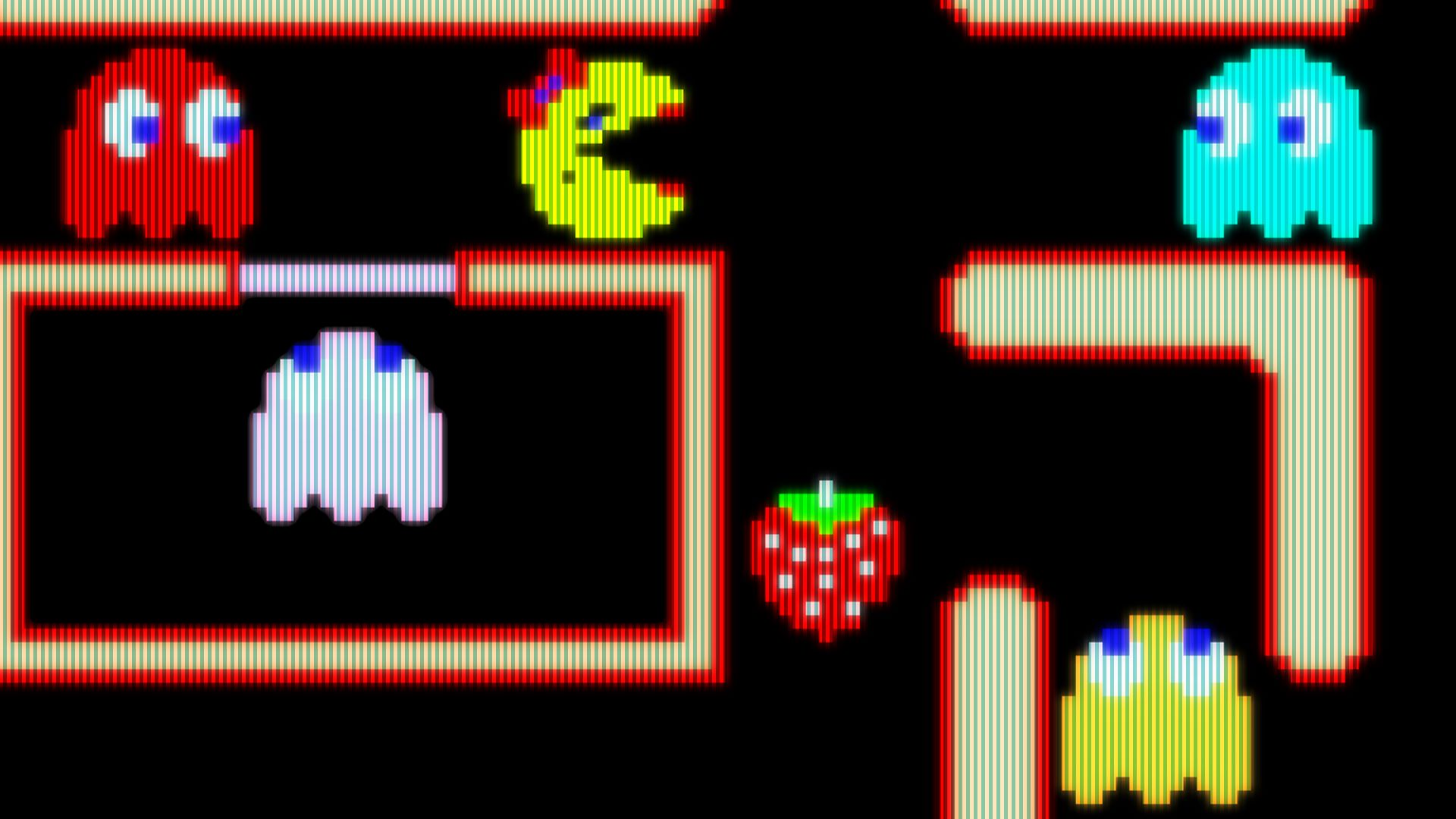 Image result for ms pac man