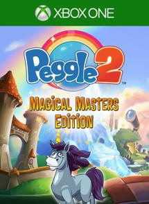Peggle 2 Edição Magical Masters