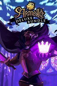 Carátula para el juego Armello - Deluxe Bundle de Xbox One