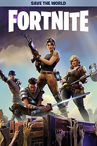 Carátula para el juego Fortnite: Save the World - Standard Founders Pack de Xbox One