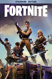 Carátula del juego Fortnite - Standard Founder's Pack
