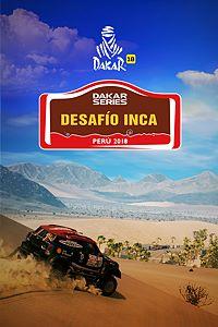 Carátula del juego Dakar Series: Desafío Inca Rally
