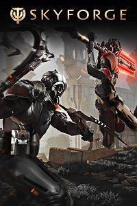 Carátula del juego Skyforge: Pantheon War Suit