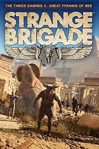Carátula del juego Strange Brigade - The Thrice Damned 3: Great Pyramid of Bes
