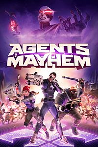 Carátula del juego Agents of Mayhem - Preorder Bundle