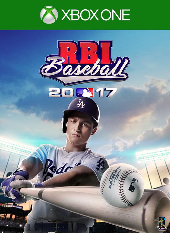 RBI Baseball 17 boxshot