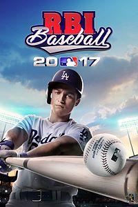 Carátula del juego R.B.I. Baseball 17