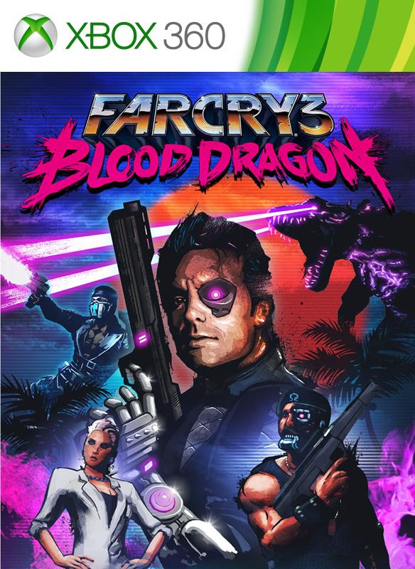 Far Cry 3: Blood Dragon boxshot