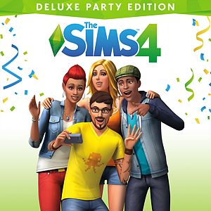 The Sims™ 4 Deluxe Party Edition Xbox One