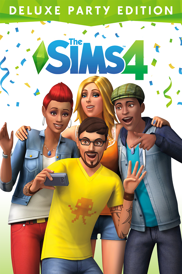 the sims 4 deluxe edition requirements
