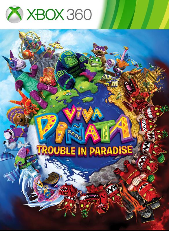 Viva Piñata: TIP boxshot
