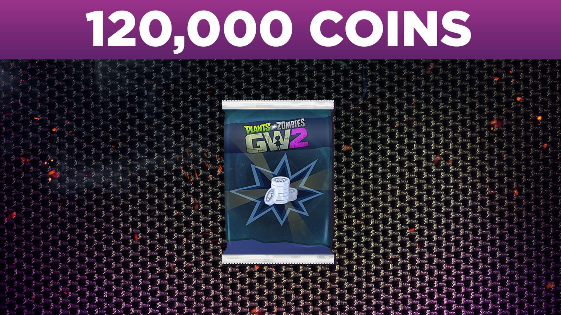 Plants vs. Zombies™ Garden Warfare 2: 120,000 Modest Coins Pack