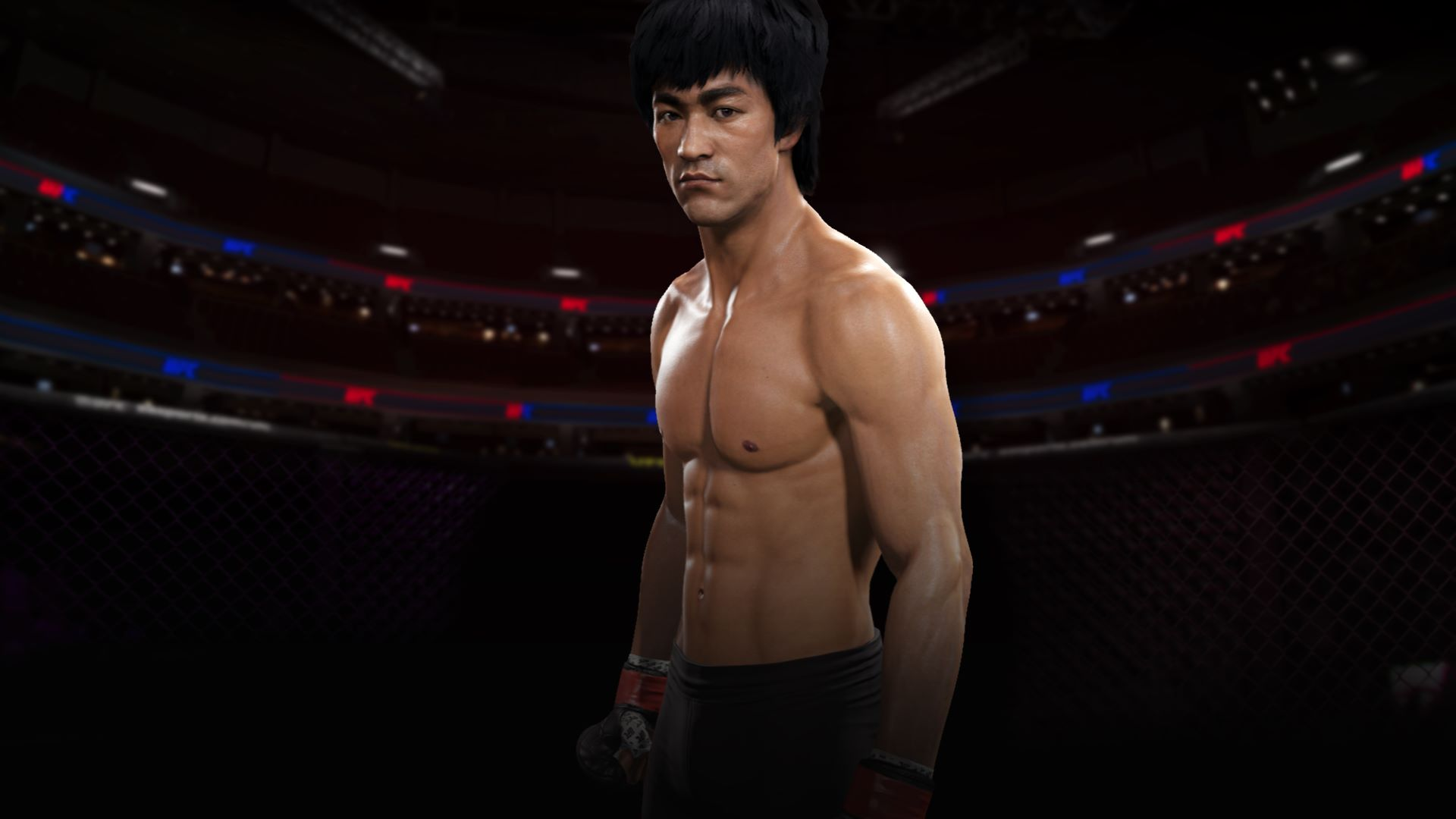 Buy Ea Sports Ufc 2 Bruce Lee Lightweight Microsoft Store Sony Ps4