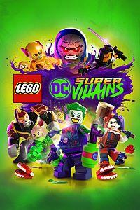 Carátula para el juego LEGO DC Super-Villains de Xbox One