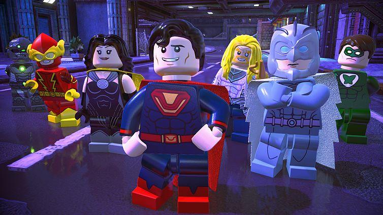 lego dc super villains deluxe edition walkthrough