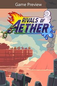 Carátula del juego Rivals of Aether (Game Preview) de Xbox One