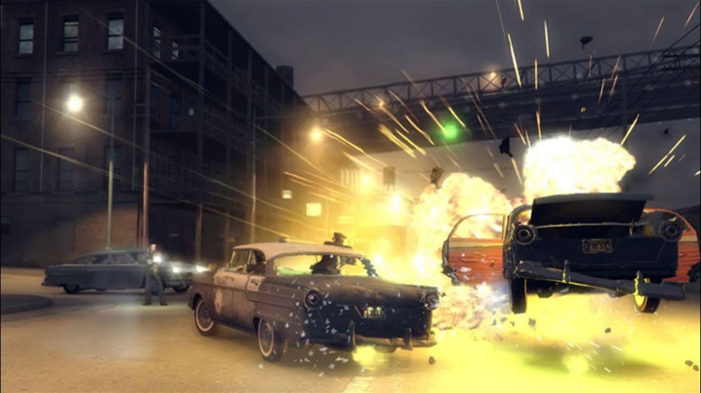 Mafia II Xbox One Screenshot