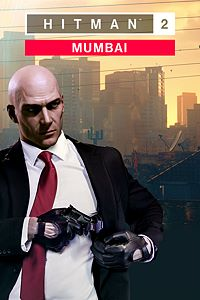 Carátula del juego HITMAN 2 - Mumbai