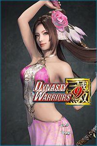 Carátula del juego DYNASTY WARRIORS 9: Diaochan (Dudou Costume)