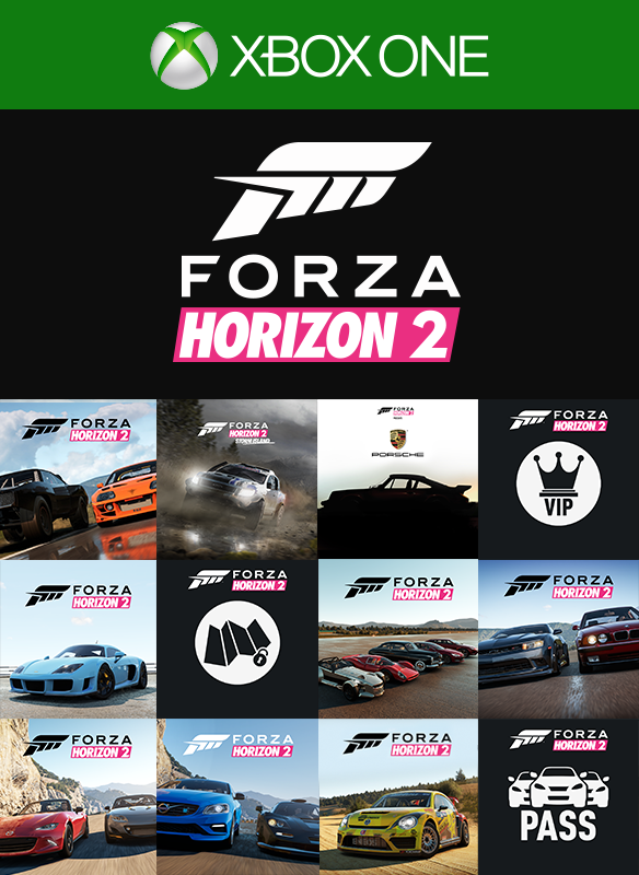 Forza Horizon 2 Add-Ons Collection boxshot