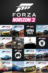Carátula del juego Forza Horizon 2 Complete Add-Ons Collection de Xbox One