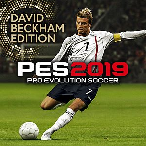PRO EVOLUTION SOCCER 2019 DAVID BECKHAM EDITION Xbox One