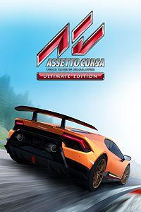 Carátula del juego Assetto Corsa Ultimate Edition
