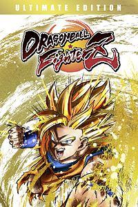 Carátula para el juego DRAGON BALL FIGHTERZ - Ultimate Edition Pre-Order Bundle de Xbox One