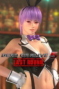 Carátula del juego DEAD OR ALIVE 5 Last Round Sexy Bunny Ayane