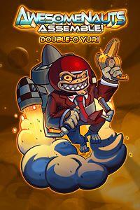 Carátula del juego Double-O Yuri - Awesomenauts Assemble! Skin de Xbox One